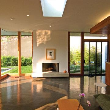 Brentwood Hillside Residence