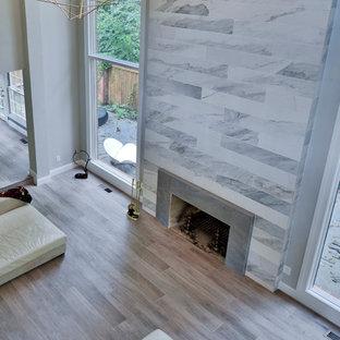 Bright, Elegant, and Spacious Interior Home Remodel in McLean VA