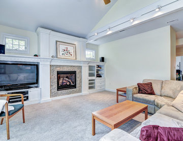 Bright Family Room in Ambler, PA