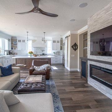 Brio Circle   Transitional Home Design