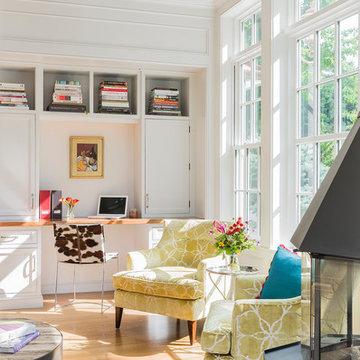 Broad Cove- Family Room Desk