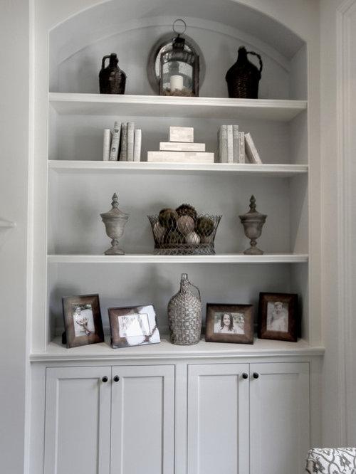 saveemail - How To Decorate Bookshelves