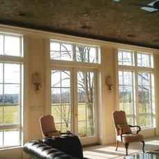 Traditional Family Room Brookmonte Estates