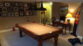 Brunswick Billiards Pool Table Installs