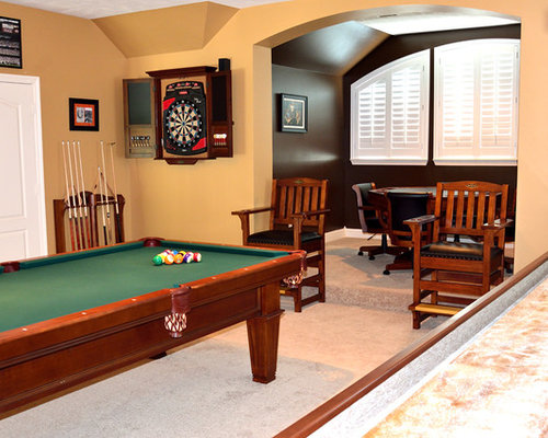 Custom Game Room Design Ideas & Remodel Pictures | Houzz