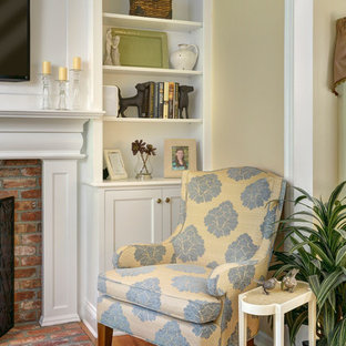 Built-in Book Shelf Designs by Wainscot Solutions