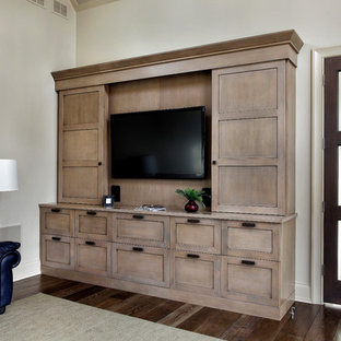 Built-in Custom Entertainment Center