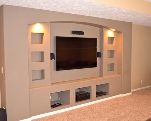 Entertainment Center Design Ideas super design ideas 12 living room with entertainment center Drywall Entertainment Center