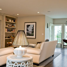 Traditional Family Room by Venegas and Company