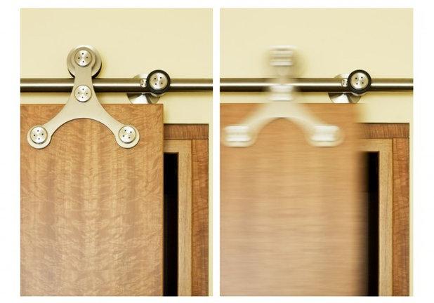 Barn Doors Slide Into Style