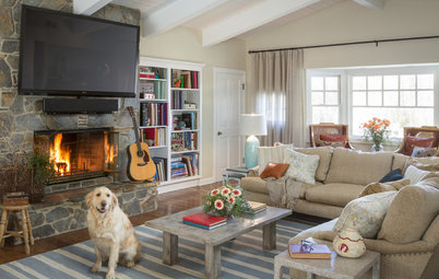 Houzz Tour: Collected Comfort in an '80s California Ranch