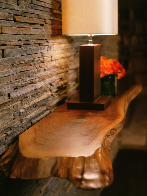 Live Edge Shelf Home Design Ideas Pictures Remodel And Decor