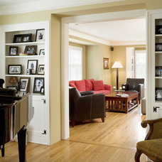 Traditional Family Room by ROTHERS Design/Build