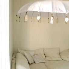 Mediterranean Family Room by carde reimerdes