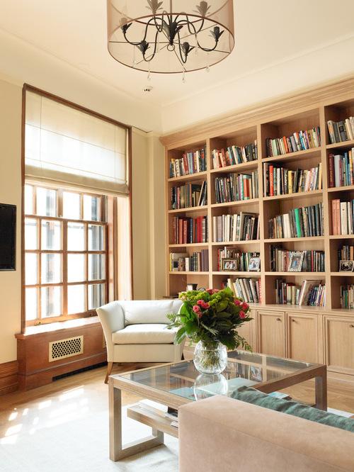 Wood Bookcase   Houzz