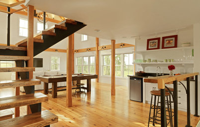Houzz Tour: A Transformed Carriage House Opens for Play