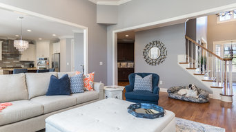 Cary Family  Room Design