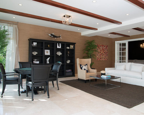 Luxury Family Room Houzz