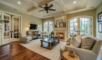 Casually Elegant Family Room