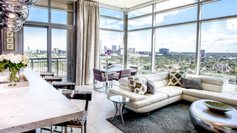 CDB Interiors - Houston Contemporary High Rise Design