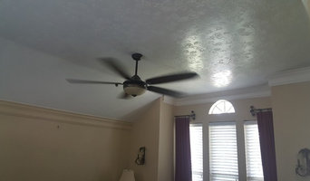 Ceiling fan wiring and installation