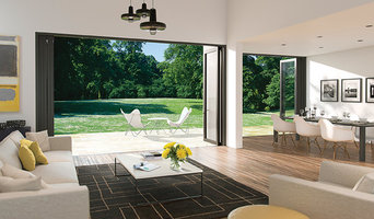 Centor Integrated Door and Screen System
