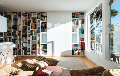30 Spectacular Bookshelves Designs From Around the Globe