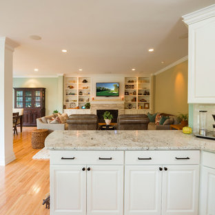 Chantilly Addition - Kitchen to Family Room