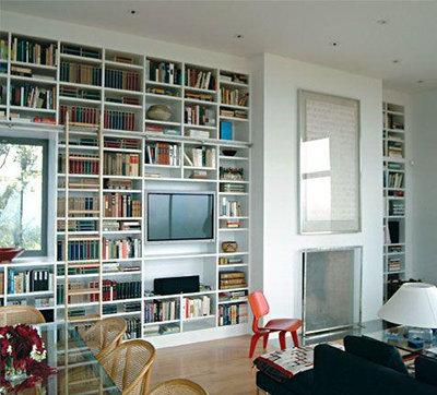 Contemporary Family Room Charlie Barnett Ociates Architecture