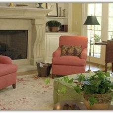 Traditional Family Room by Wanda S. Horton