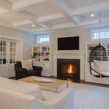 Chevy Chase, DC Family Room and Kitchen Addition