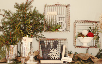 Have Yourself a Rustic Christmas