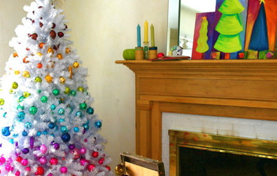 Live Boldly: Not Your Usual Christmas Tree
