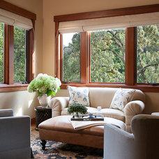 Family Room by Ciatti Design, Allied ASID