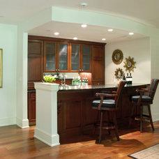 Traditional Family Room by Gardner/Fox Associates, Inc