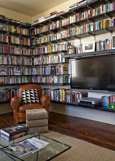 Contemporáneo Sala de estar by studioWTA