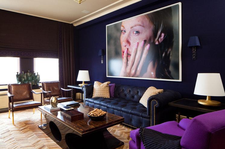 Современный Семейная комната by amanda nisbet