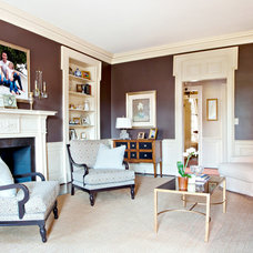 Traditional Family Room by Barbour Spangle Design Group