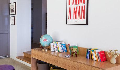 Smart förvaring för alla leksakerna i barnens rum