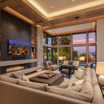 Clyde Hill Northwest Contemporary