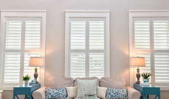 Coastal Cottage Transformation- Before & After- Shades VS Shutters