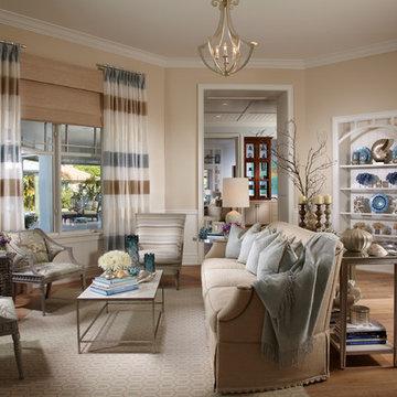 Coastal Living | Davis Island | Interior Design