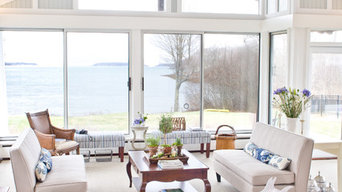 Coastal Maine Home