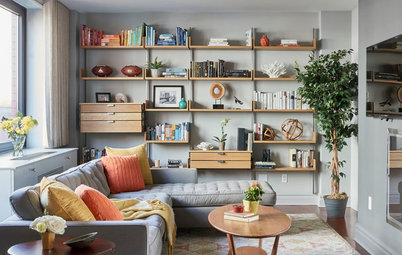 Picture Perfect: 44 Inspired Shelf Arrangements