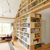 Room of the Day: A Room With a View and Books