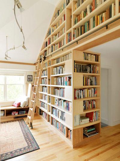 ラスティック ファミリールーム by Don Welch Architecture