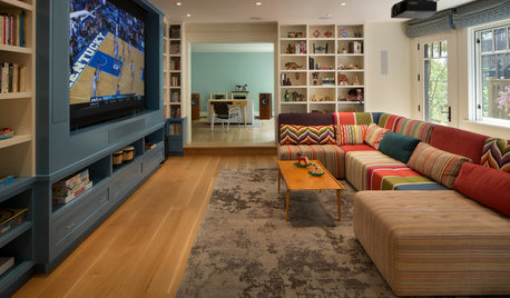 Furniture Arrangement: A Guide to TV Room Layouts
