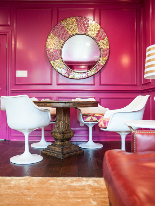 24 Pink Game Room Design Ideas amp Remodel Pictures Houzz