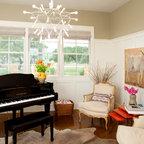 Colonia Serendipity Contemporary Living Room Austin