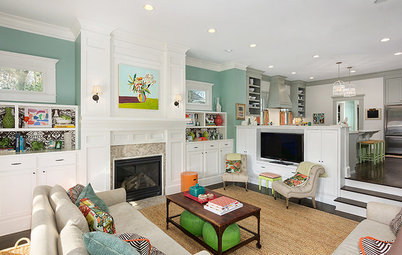 Houzz Tour: Color Makes for a Spirited Georgia Home